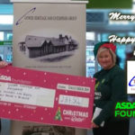 ASDA Donnington Wood donation