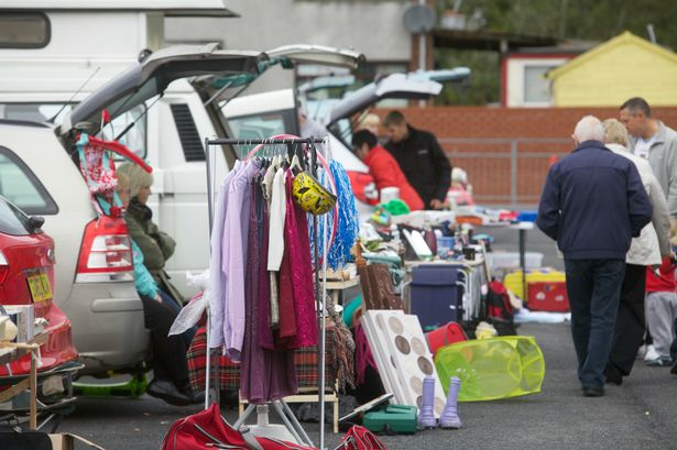 Telford Car Boot Sales