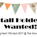 Stall Holders Wanted