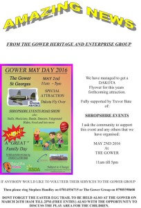Mayday-Event