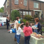 The Gower Telford - Car Boot/Cake Stall