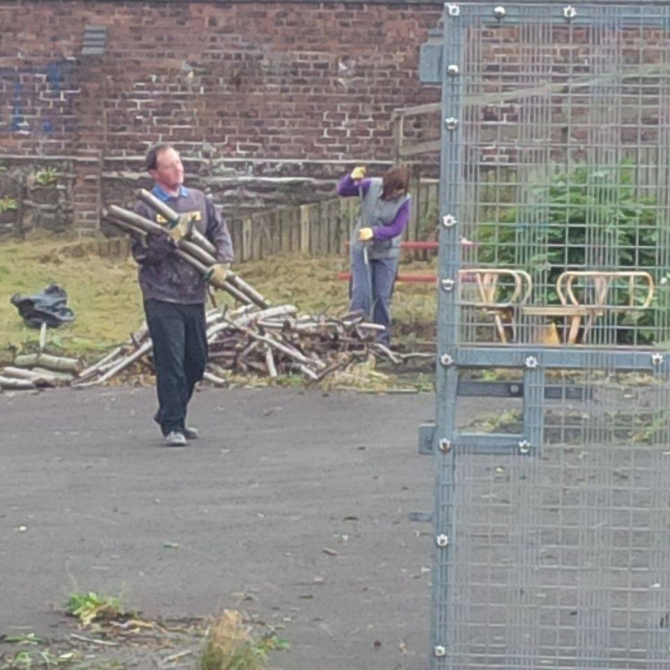 The Gower Telford - Cleanup 2014