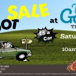 Car Boot SALE-100