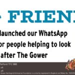 The Gower Friends on WhatsApp