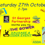 Sausage & Cider Event at The Gower